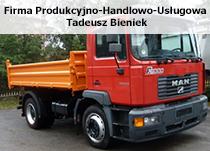 Firma Produkcyjno-Handlowo-Usługowa Tadeusz Bieniek
