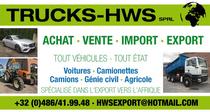 Trucks-hws sprl
