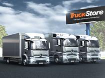 Stock site TruckStore Piacenza