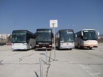 Stock site Nira Bus OOD
