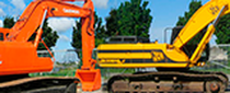 Stock site RVN Machinery B.V.