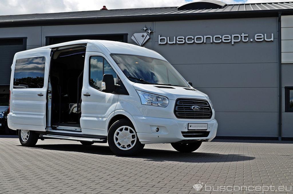 new FORD Transit 350 L3H2 Autm. Webasto VIP-Conversion passenger van