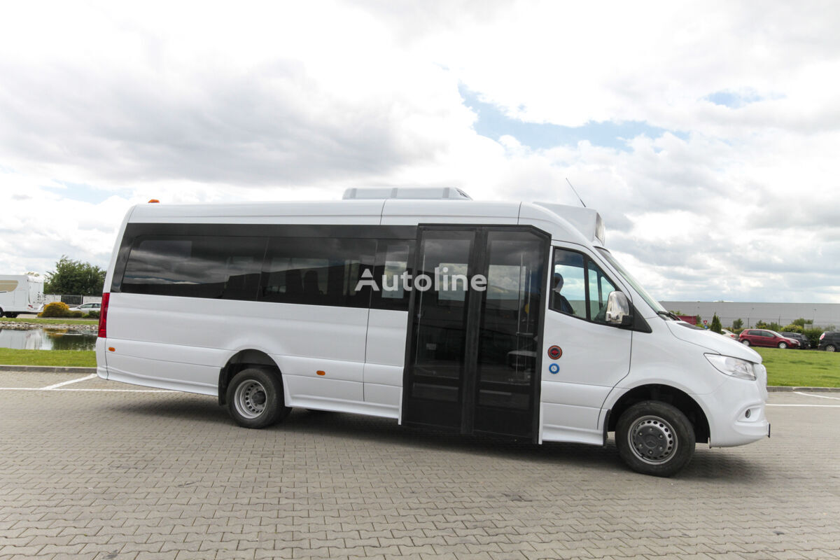 new MERCEDES-BENZ 519 *coc 5500kg* 15seats +14standing+1driver passenger van
