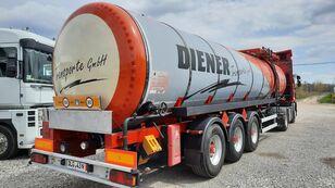 KASSBOHRER bitumen tank trailer