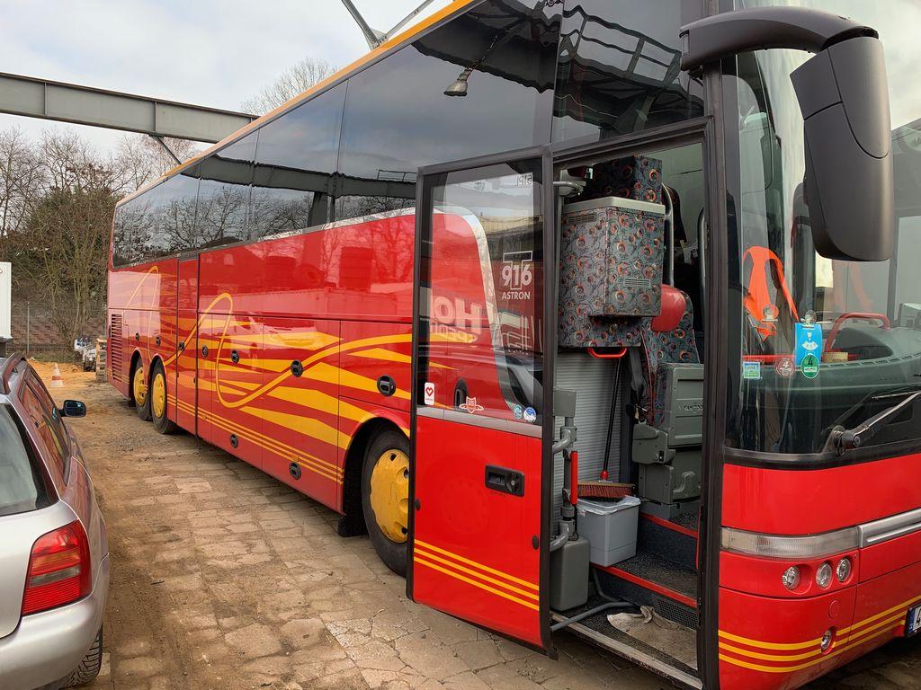 VAN HOOL T 916 ASTRON coach bus
