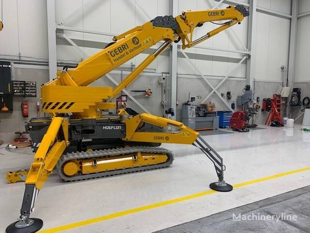 new Hoeflon C30e  mini crane