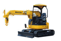new MAEDA LC 785B mini crane