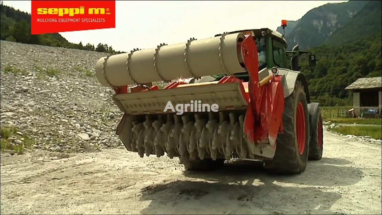 New SEPPI M Freza Lesnaya SuperSoil Akciya!!! mulcher for sale from