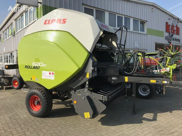 CLAAS Rollant 620 RF round baler