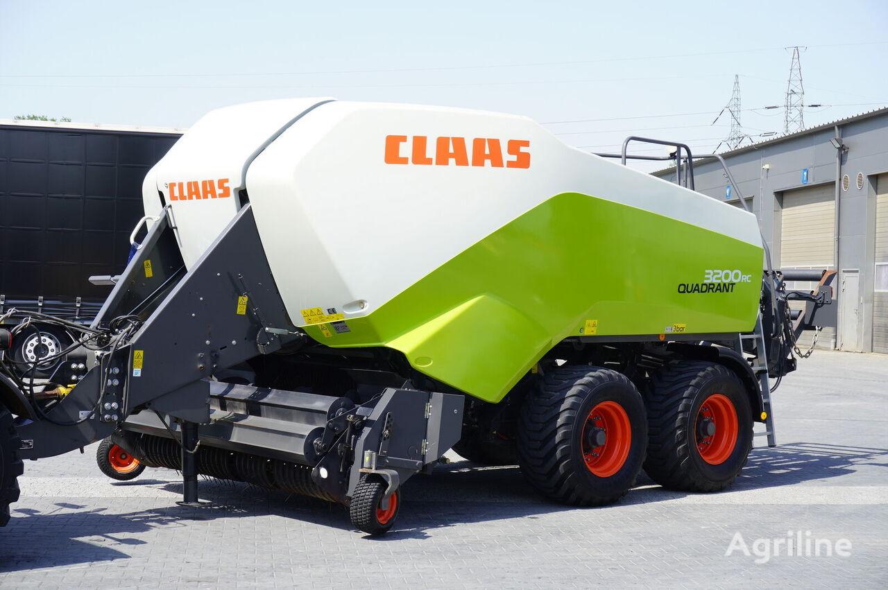 CLAAS Quadrant 3200 RC , 1.2-0.7m , tandem , 6 UNITS  square baler