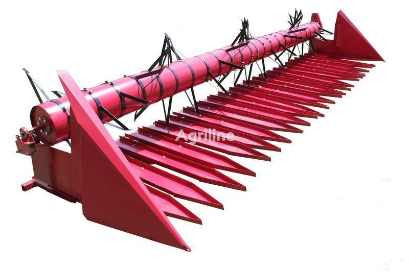 new Pristavka dlya uborki podsolnechnika PS  sunflower harvesting equipment