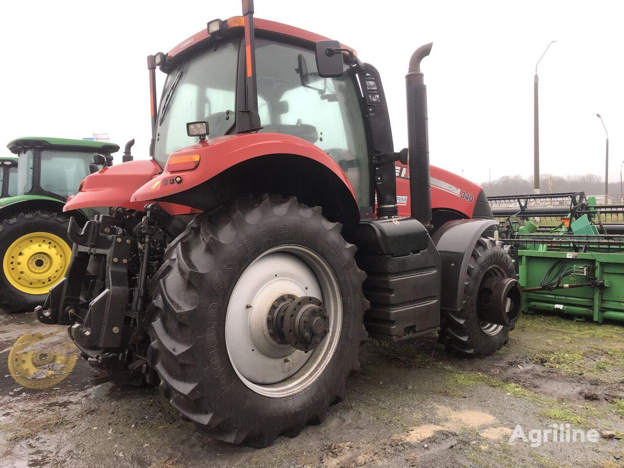 CASE IH Magnum 340 wheel tractor