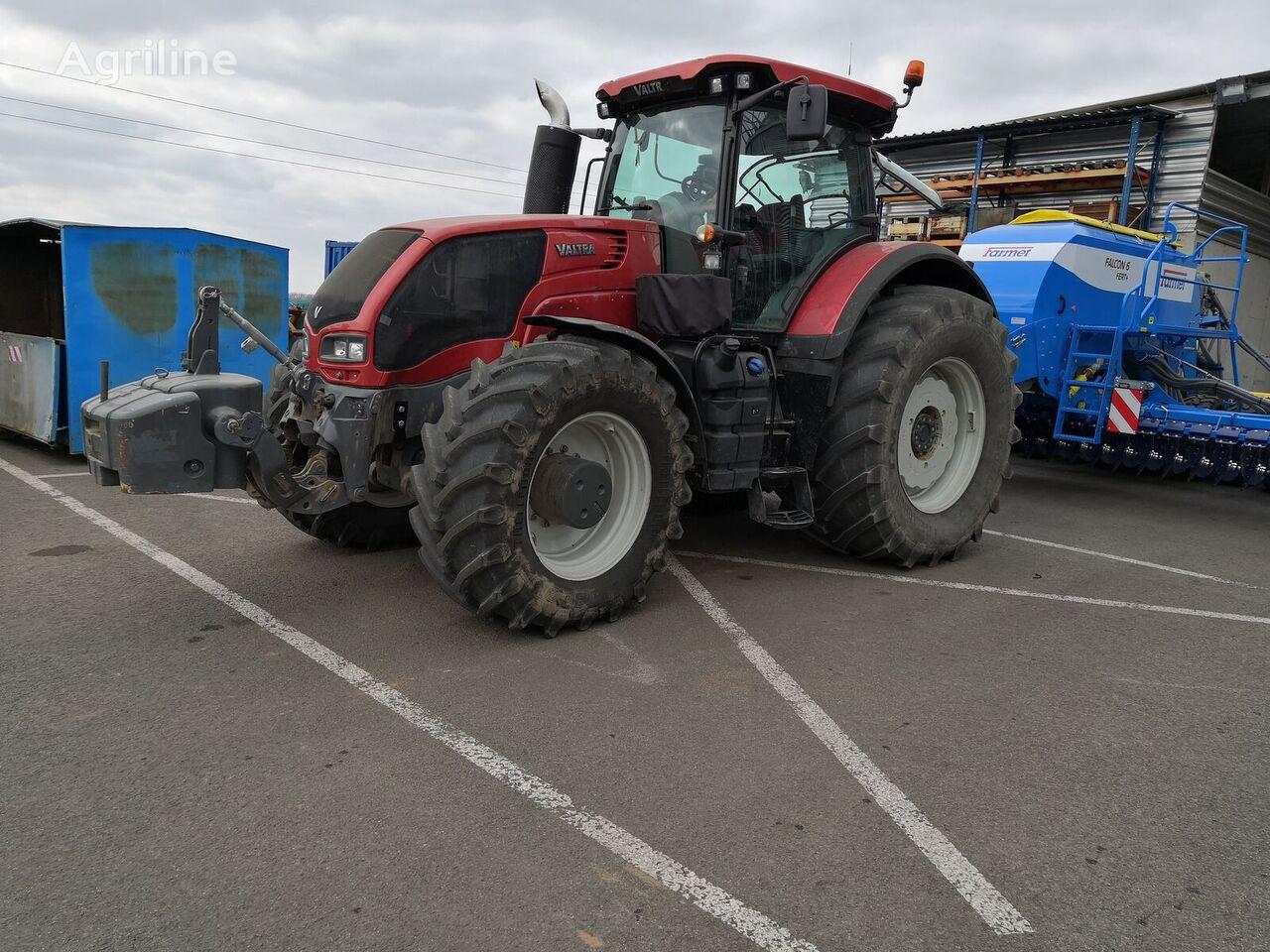 VALTRA S353 wheel tractor