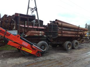 Damaged forestry equipment from Europe for sale, buy damaged