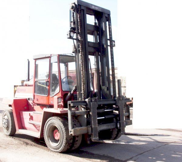KALMAR DCD 100 6XL container handler