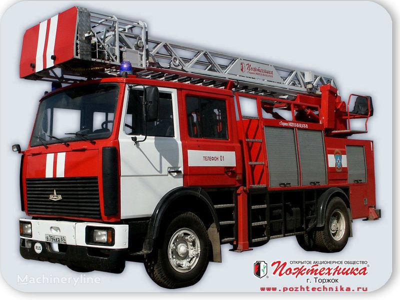 new MAZ APS(L)-1,25-0,8    fire ladder truck
