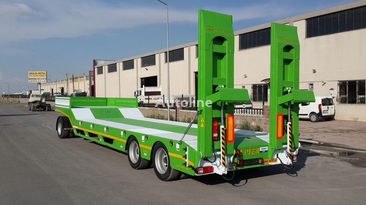 new LIDER 2020 model new from MANUFACTURER COMPANY (LIDER trailer ) low bed semi-trailer