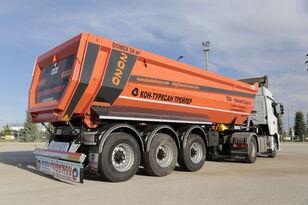 new Konturksan DAMPER TRAİLER  tipper semi-trailer