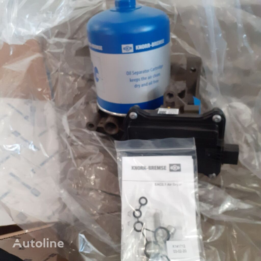 new DAF (1884298) air dryer for DAF XF 106 truck