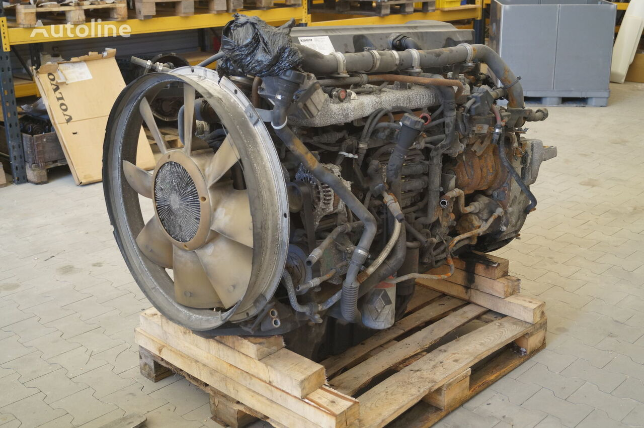 RENAULT COMPLETE ENGINE PREMIUM 440DXI / 440-EC01 / EPG no VEB engine for tractor unit