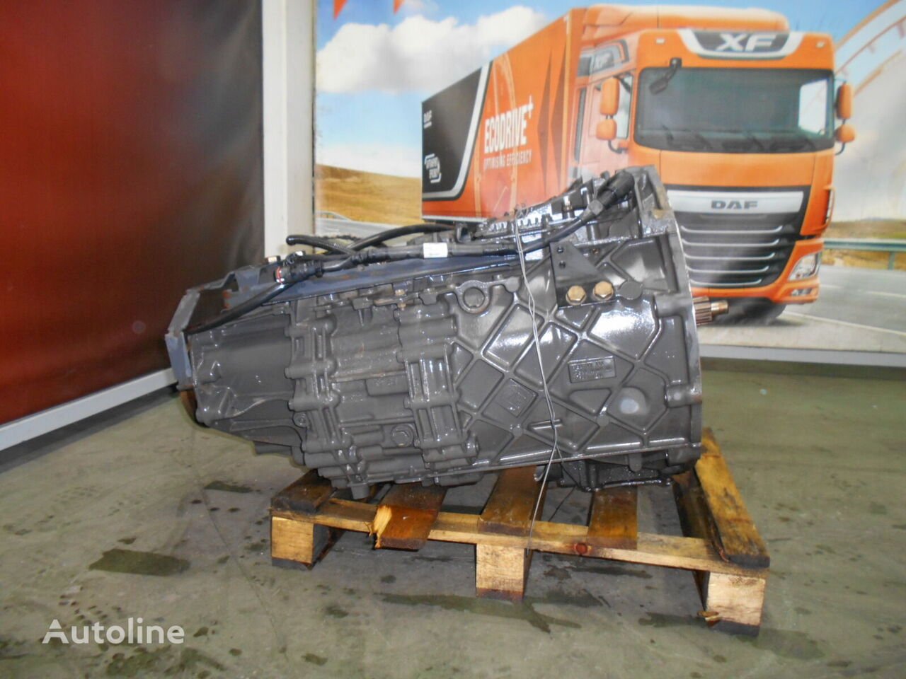DAF 12AS2130TD gearbox for DAF XF 105 410/460 tractor unit