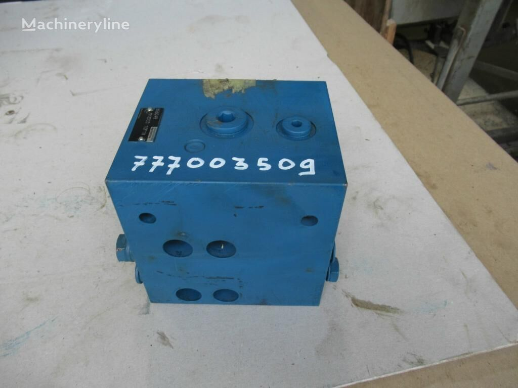 Rexroth MH2DCD 10F1XR21 hydraulic distributor for excavator