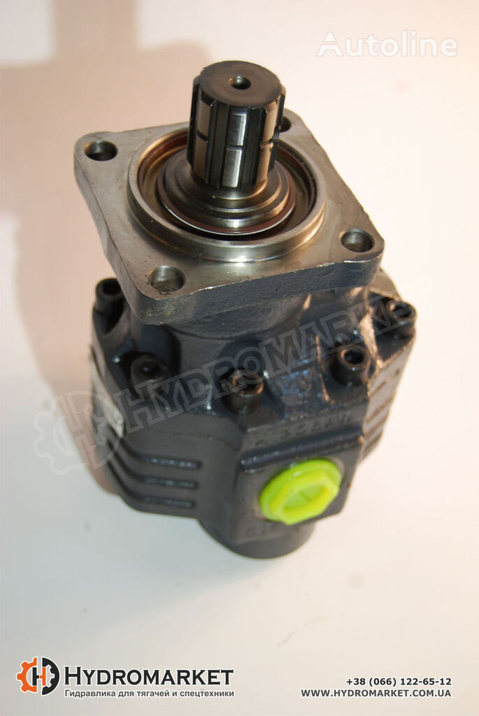 new shesterenchatyy (shesternoy) hydraulic pump for UNIC UNI Left or Right asphalt paver