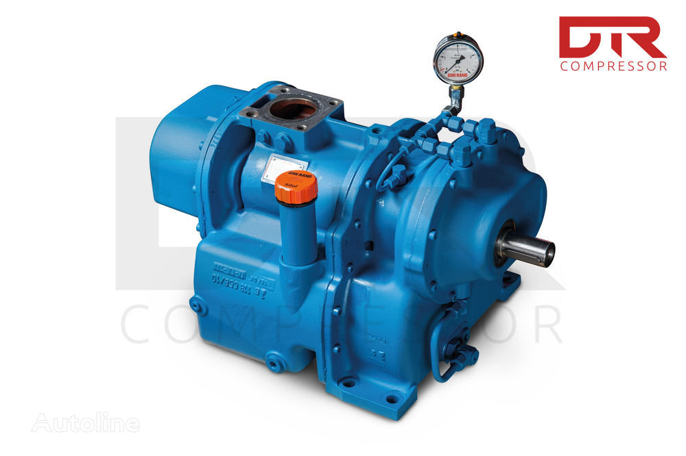 new GHH CG80 Kompresor do wydmuchu pneumatic compressor for Silokompressor tractor unit