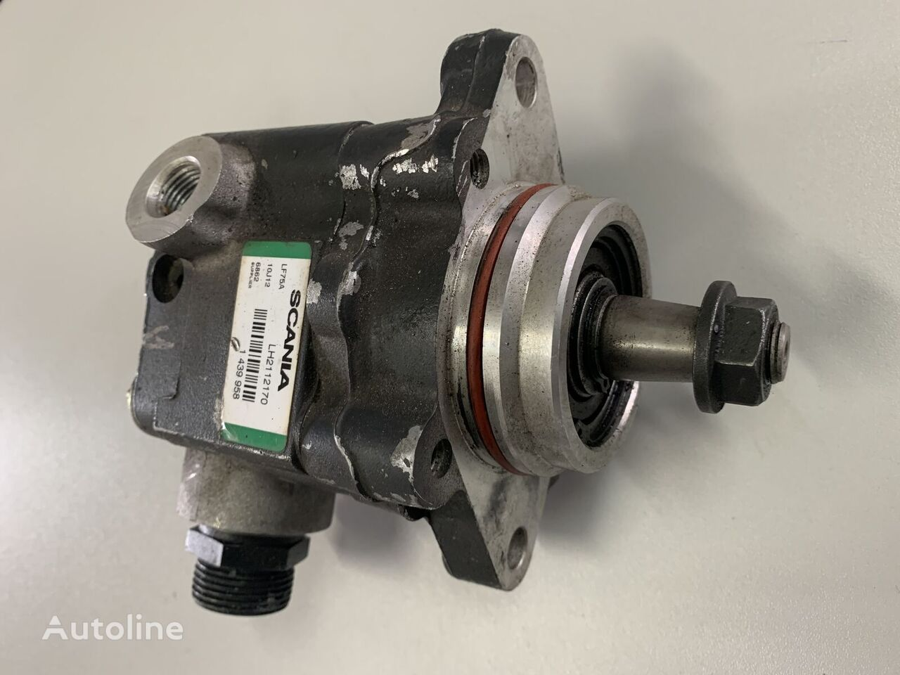 SCANIA R420 pompa wspomagania power steering for SCANIA R420 tractor unit