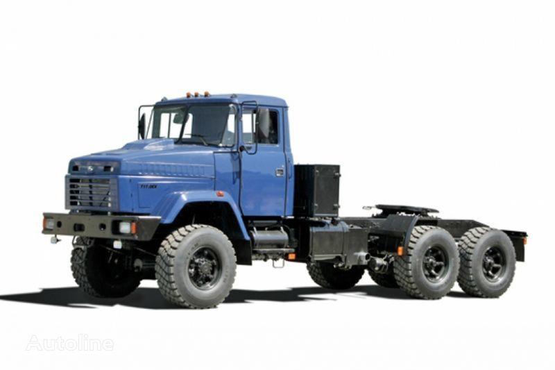 new KRAZ T17.0EH tractor unit