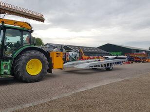 new mobiele  Aagomac slootbrug car transporter trailer
