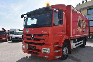 MERCEDES-BENZ 1829 AXOR box truck