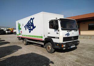 MERCEDES-BENZ 914 box truck