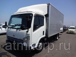 NISSAN ATLAS  box truck