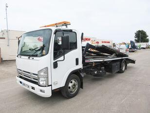 ISUZU N75.190 car transporter