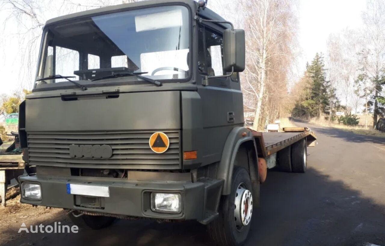 IVECO MAGIRUS 190-24 car transporter