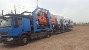 RENAULT Premium Distribution car transporter