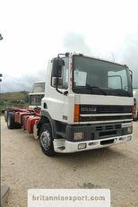 DAF CF85 380 left hand drive manual pump 6X2 26 ton  chassis truck