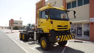 NISSAN UD CZ4YL 6×6 Chassis Right Hand Drive 2009 chassis truck