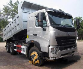 new HOWO A7 6×4 з кар'єрним кузовом ZZ3257N3847Q1 dump truck