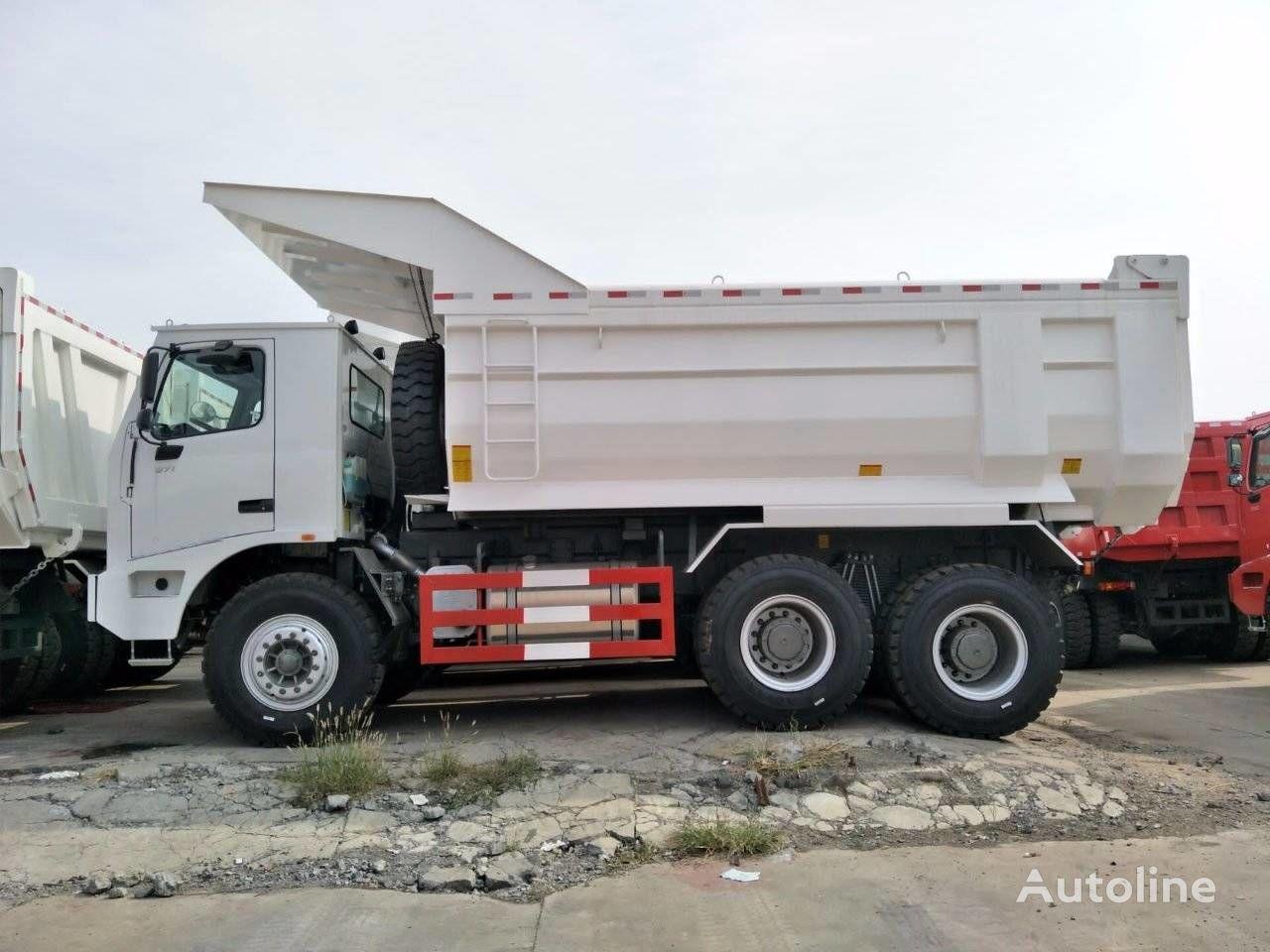 new HOWO ZZ5707S3840AJ dump truck