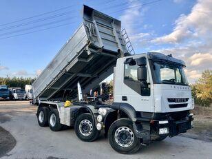 IVECO TRAKKER 8x4 450 KM Euro5 Sprowadzony Ze Szwajcarii  dump truck