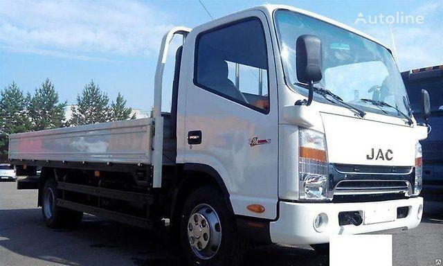 new JAC N75 dump truck