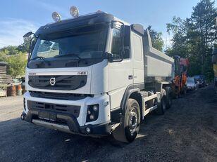 VOLVO FMX 500 dump truck
