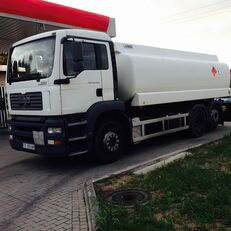STOKOTA MAN TGA 26.430 fuel truck