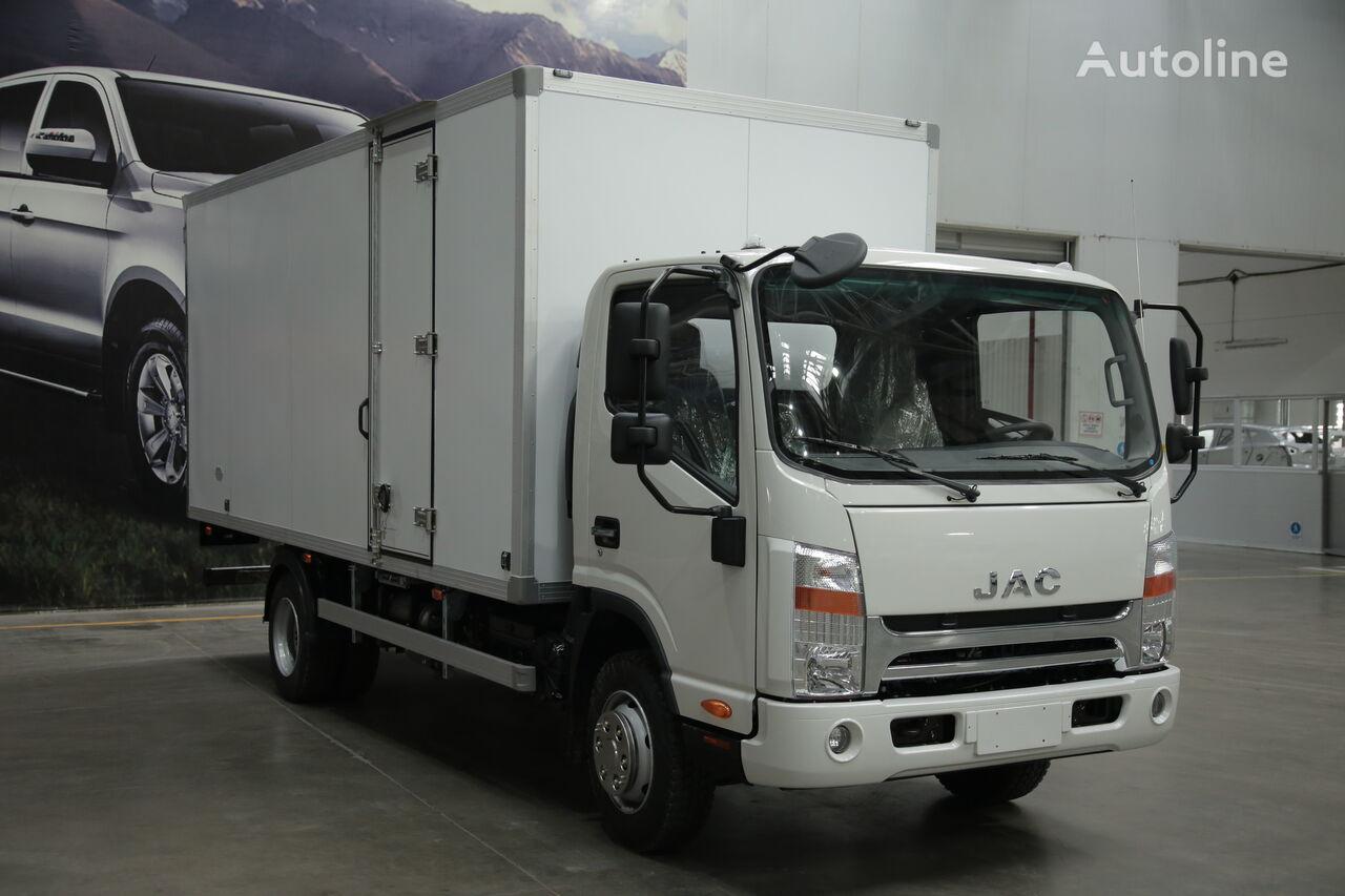new JAC N80 isothermal truck