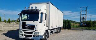 MAN TGS 26.360 / Izoterma / Winda / Euro 5 isothermal truck