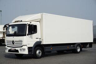 MERCEDES-BENZ / ATEGO / 1224 / EURO 6 / ACC / IZOTERMA + WINDA / 19 PALET / MA isothermal truck