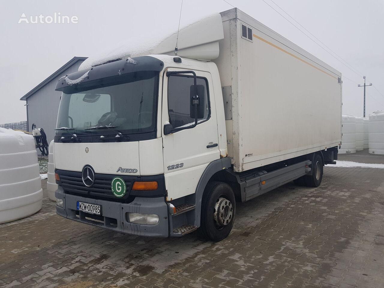 MERCEDES-BENZ Atego 1223 isothermal truck