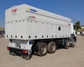 new TEKFALT basFALT Binding Agent Spreader military truck